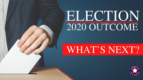 11/13/20 | MSOM Special Report 16: Election 2020 Outcome - What's Next?