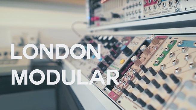 London Modular Alliance x A. Watson