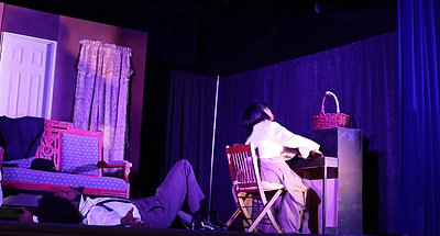 """Azusa Street"" Stage Play"