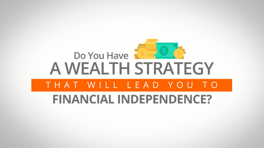 How to build a wealth strategy
