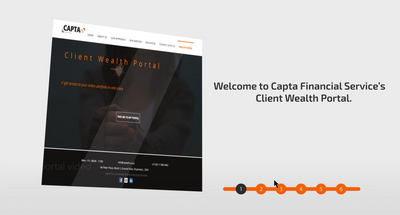 Client Wealth Portal Video