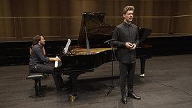 Schubert - Der Jüngling am Bache