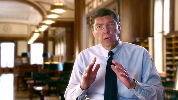 Clay Christensen on Religious Freedom (His personal views, not HBS)