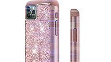 iPhone 11 Pro [Glittering] [Dual Layer] Hybrid Case