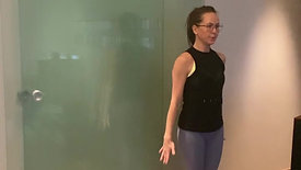 BODYWEIGHT LATERAL LUNGES