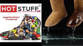 Hot Stuff UK Footwear Pro