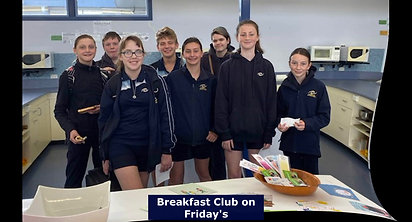 Canteen and Breakfast Club