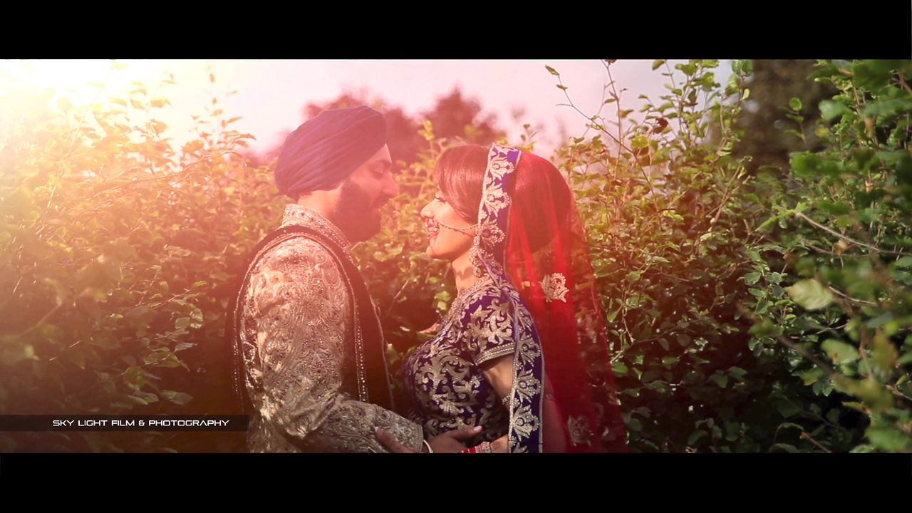 Sky Light Cinematic Wedding Showreel Teaser-HD 1080p