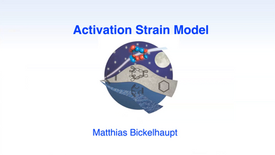 "Professor Matthias Bickelhaupt: ""The Activation Strain Model of Chemical Reactivity"""
