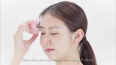 Massage of the eyelashes