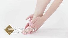 Care around the heel
