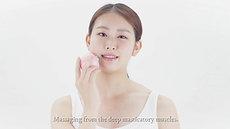 Masticatory muscle massage