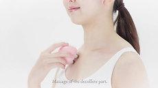 Massage around the chest