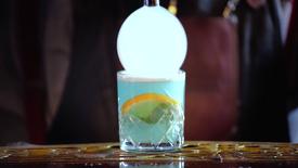 Drinks con pistola de burbuja - Doble B - 2019