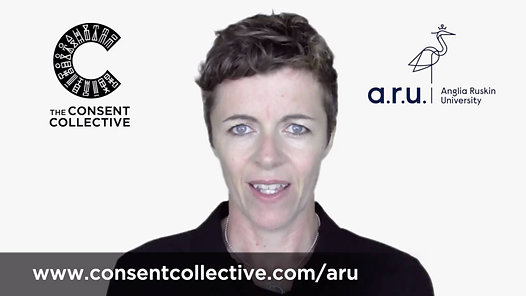 The Consent Collective at Anglia Ruskin University