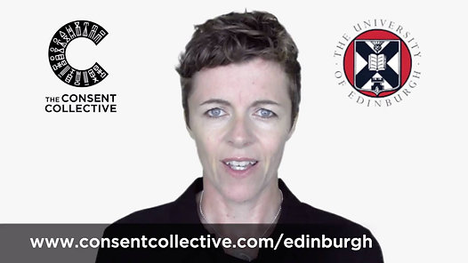 The Consent Collective at The University of Edinburgh