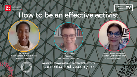 How to be an effective activist