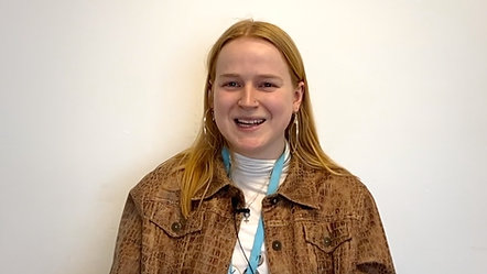 Rosa - Women's Officer The University of Sheffield