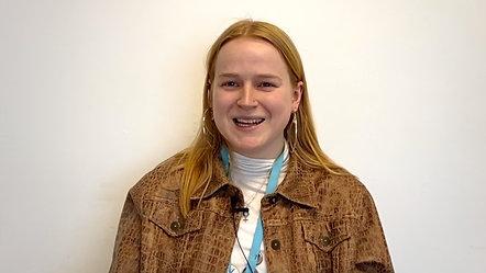 Rosa - Women's Officer The University of Sheffield