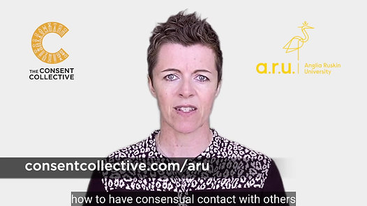 The Consent Collective at ARU