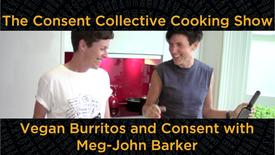 Vegan Burritos and Consent with Meg-John Barker