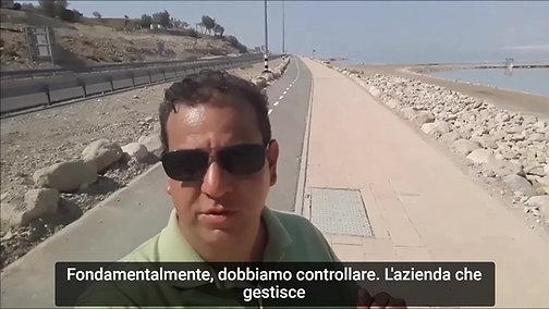 Trasporto pubblico al Mar Morto