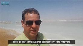 Nuoto in sicurezza al Mar Morto