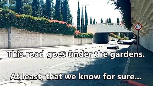 The Bahai Gardens in Haifa - 3 fun facts