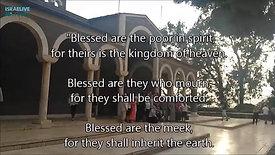 Mount of Beatitudes - The Sermon On The Mount