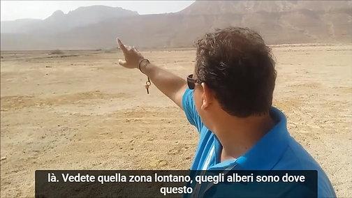 Il livello del Mar Morto