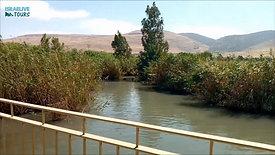 Ha-Kibbutzim stream - water hike for everyone