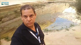 Ein Avdat - magical oasis in the Negev
