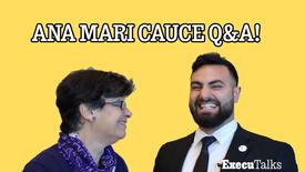 UW President, Ana Mari Cauce Speed Round Q&A!