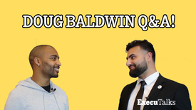 Seattle Seahawks legend, Doug Baldwin Speed Round Q&A!