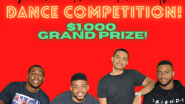 More Than Friends Dance Competition!