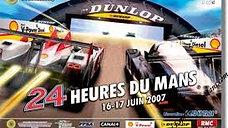 Unipower GT 766.2 at the Le Mans 24hrs Legends race 2007