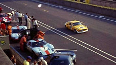 Unipower GT at Le Mans  June 1969