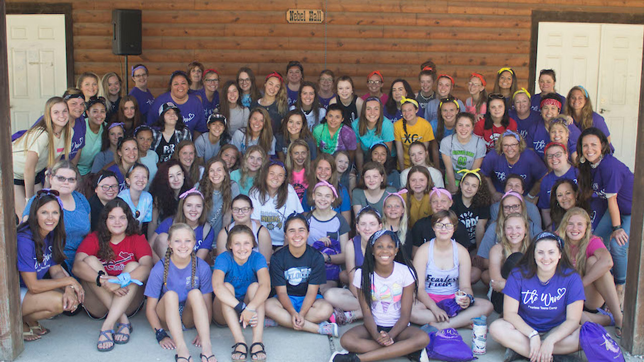 2019 Fearless Teens Camp