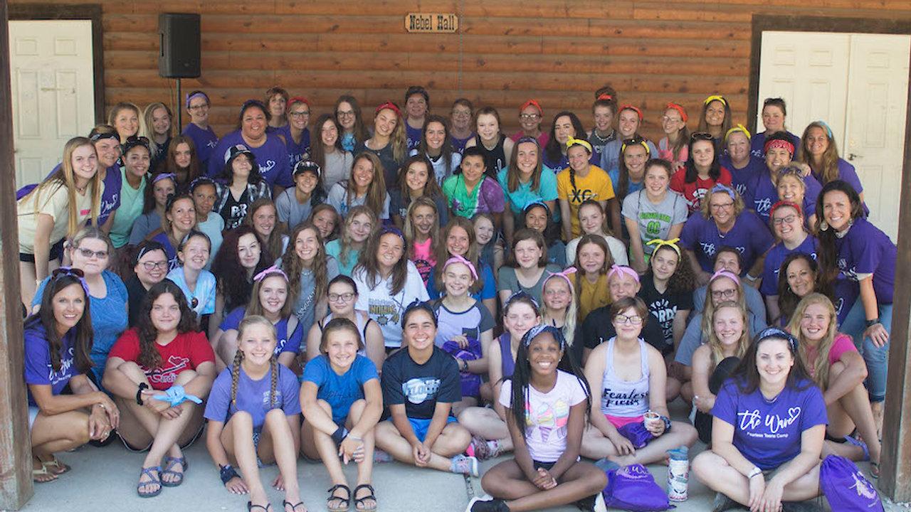 Fearless Teens Summer Camp