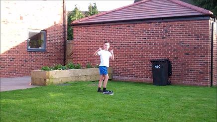 6. Rugby ball in the bin PEC Rocketlearn