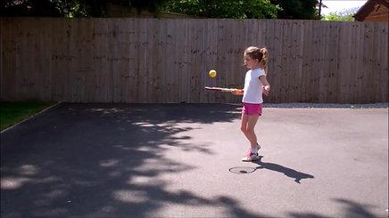 8. Tennis Hit Ups PEC Rocketlearn