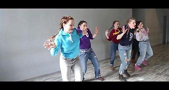 ТАТАРКА - АЛТЫН -- choreo by Nadia Gera
