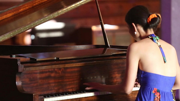 Celebration for Piano