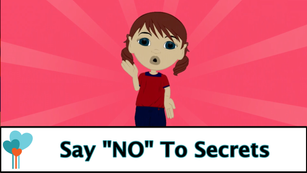 """Say """"NO"""" To Secrets (New Song For The My Body Is My Body Programme)"""