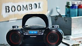 BLAUPUNKT boombox EN