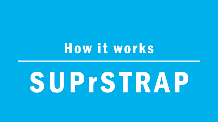SUPrSTRAP