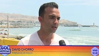 David Chorro - GOL PERU