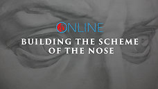 Building the scheme of the nose