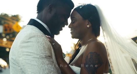 Jonisha & Rene Wedding Preview