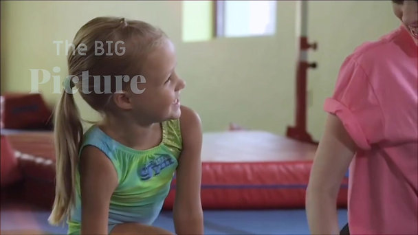 The Little Gym Commercial